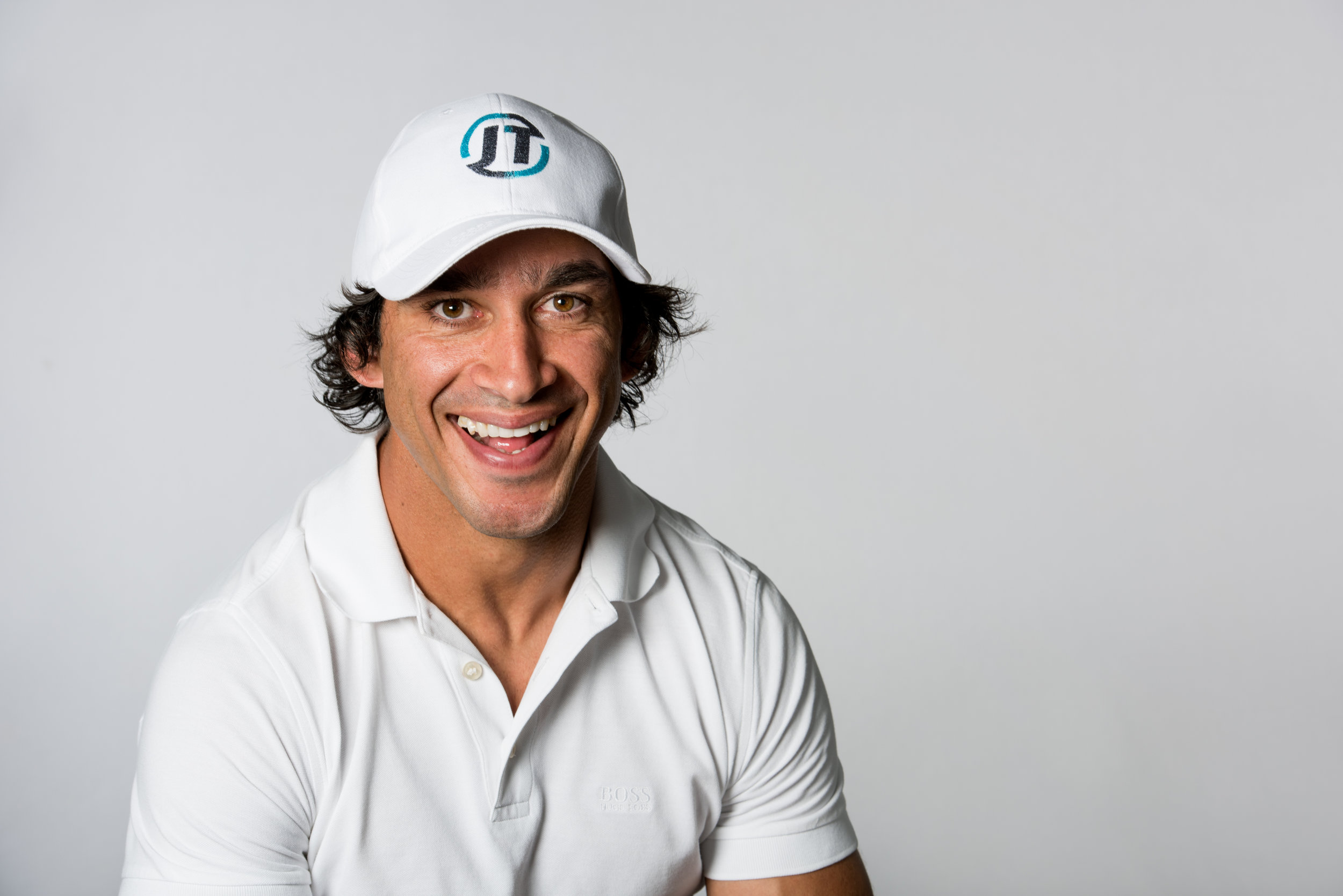 Johnathan Thurston AM, former rugby league player, now ambassador and Indigenous role model.