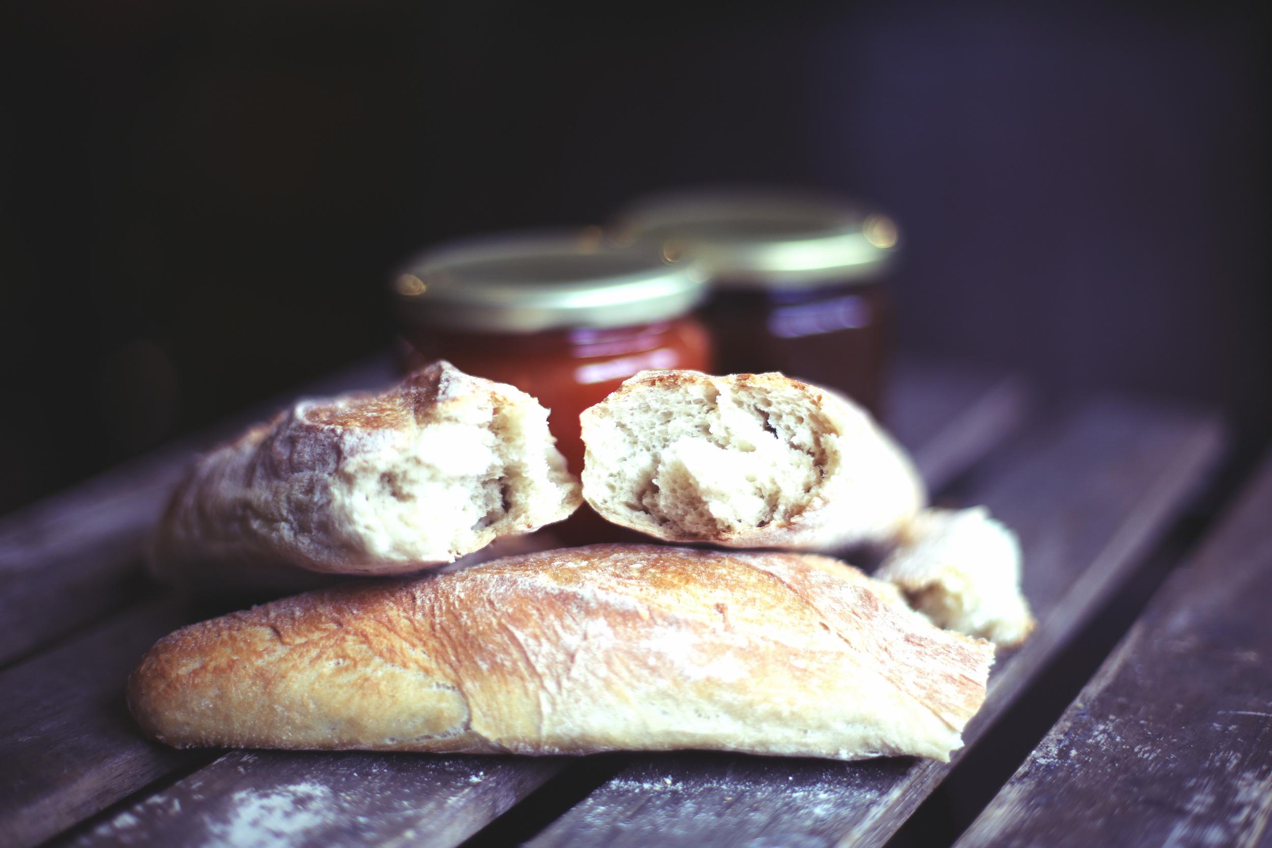 Freshly Baked Artisanal Breads