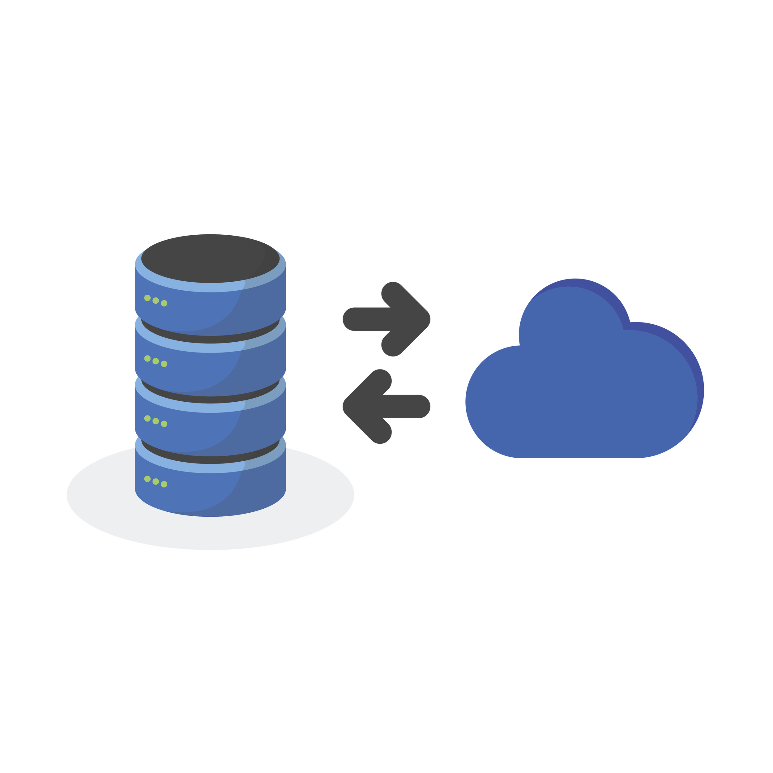 Hybrid Cloud File Storage  Universally accessible File Storage with configurable and flexible access permission structure. Cloud storage for accessibility with offline-able local content for speed and redundancy.  Available with Enhanced Admin & Active Directory integration.