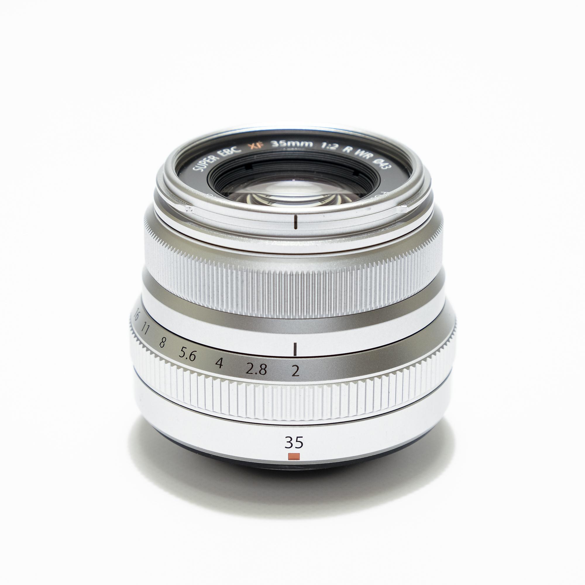 Fujinon XF 35mm F2 R WR