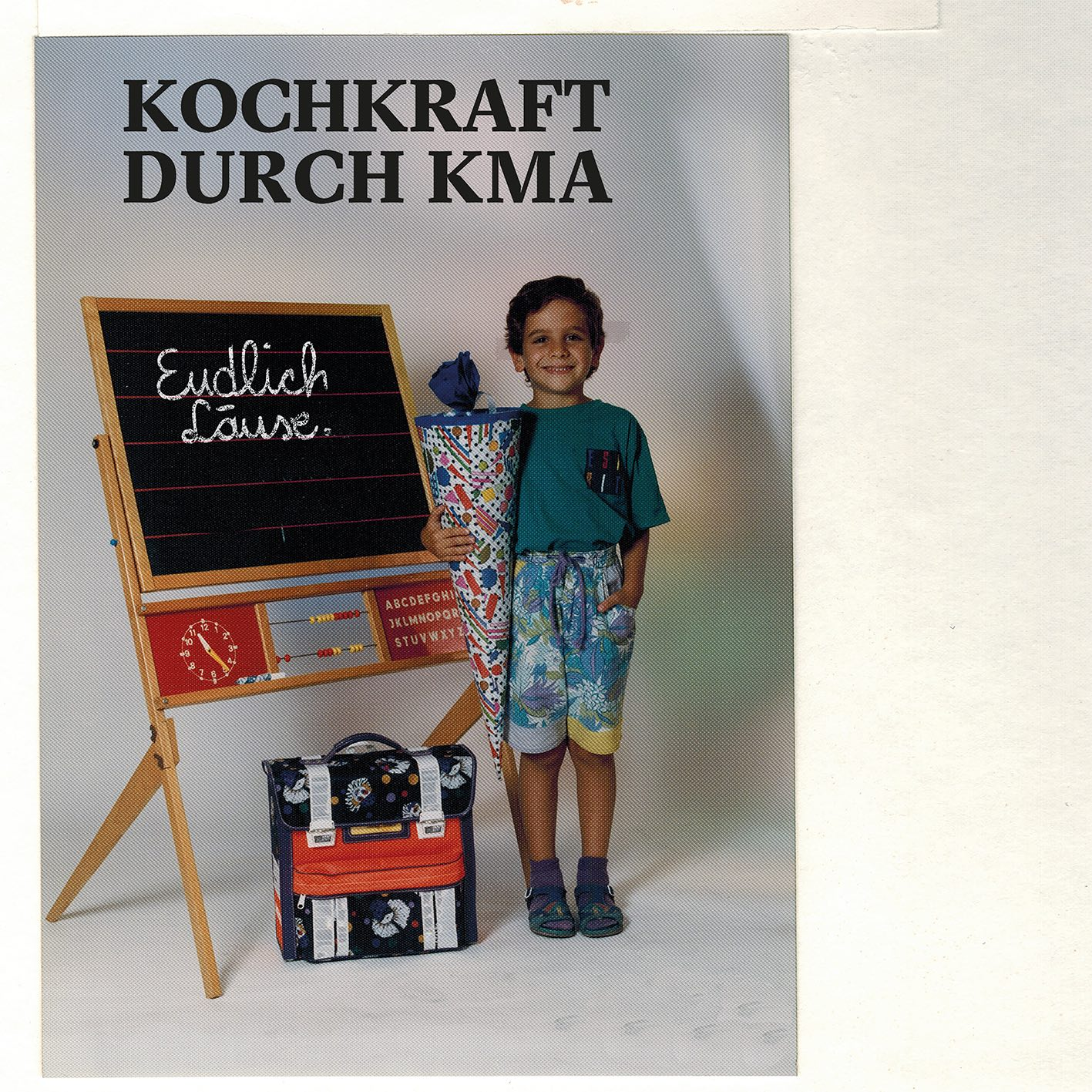 ENDLICH LÄUSE  (Vinyl/Streaming/CD)   -> hier geht's zum SHOP
