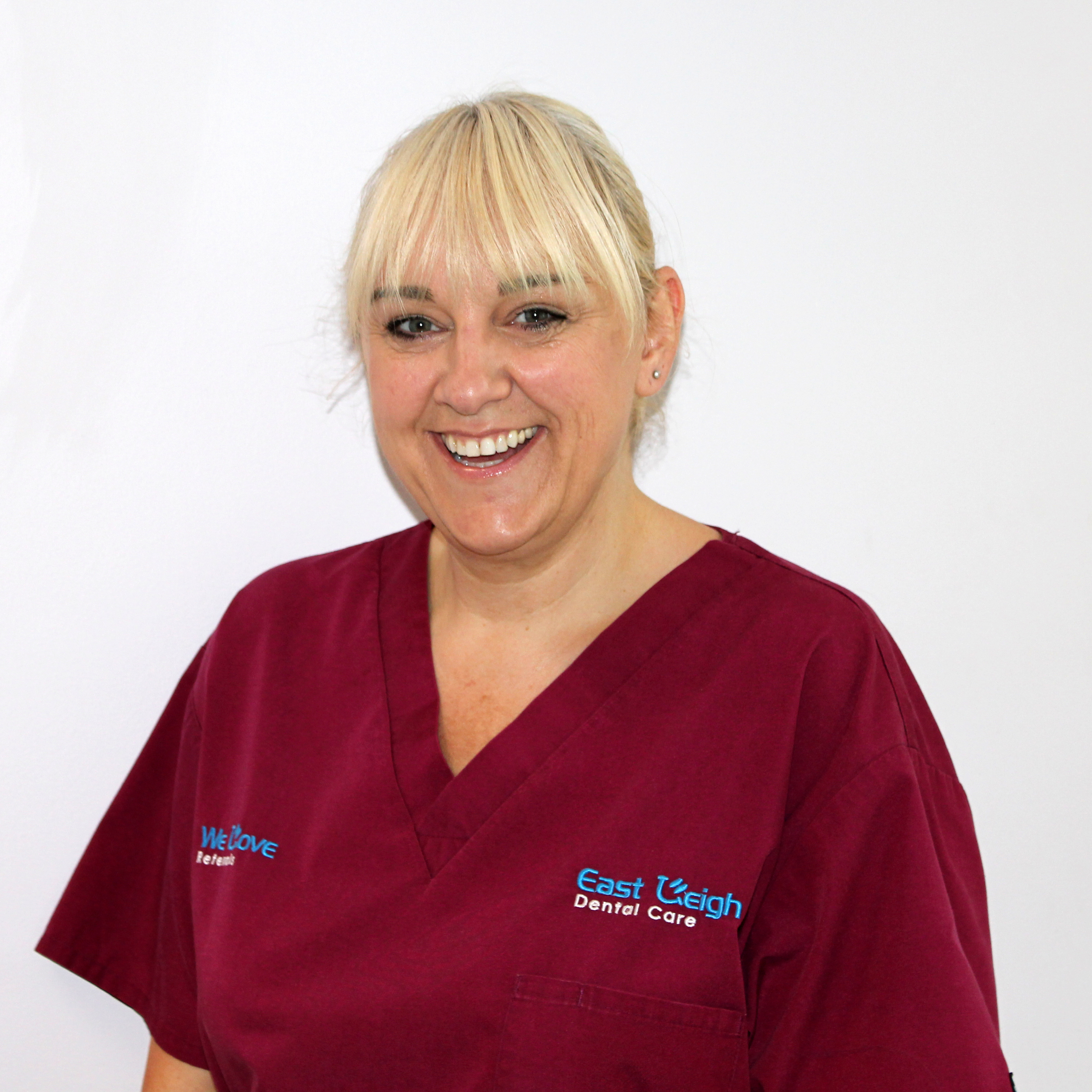 Hazel-hygienist-east-leigh-dental-care