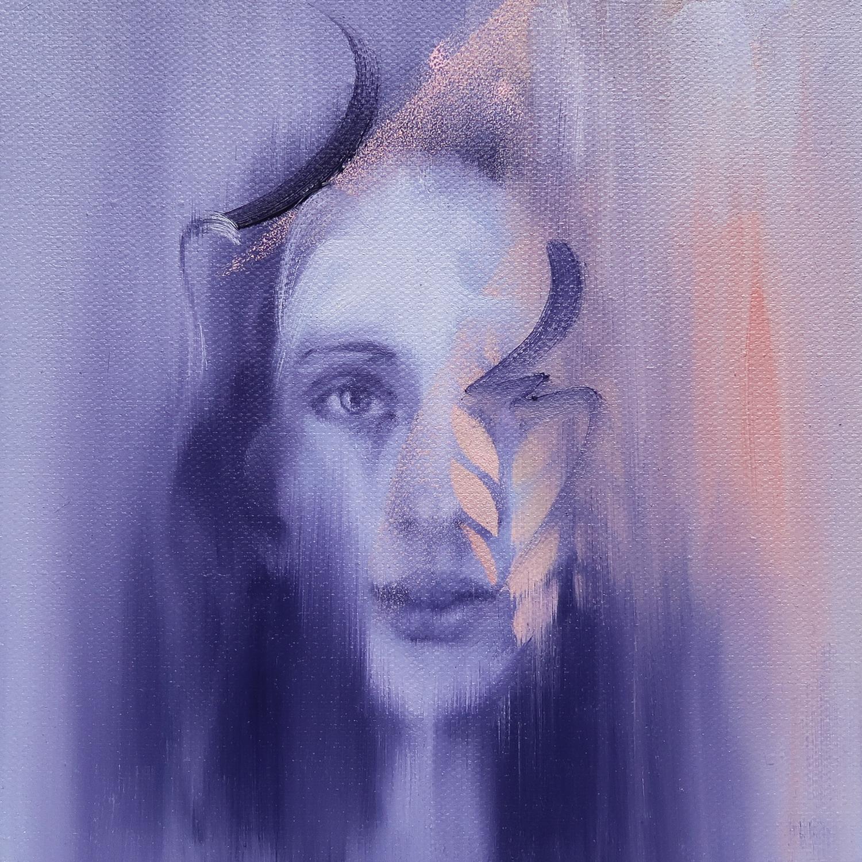 Woman (study) (£200)