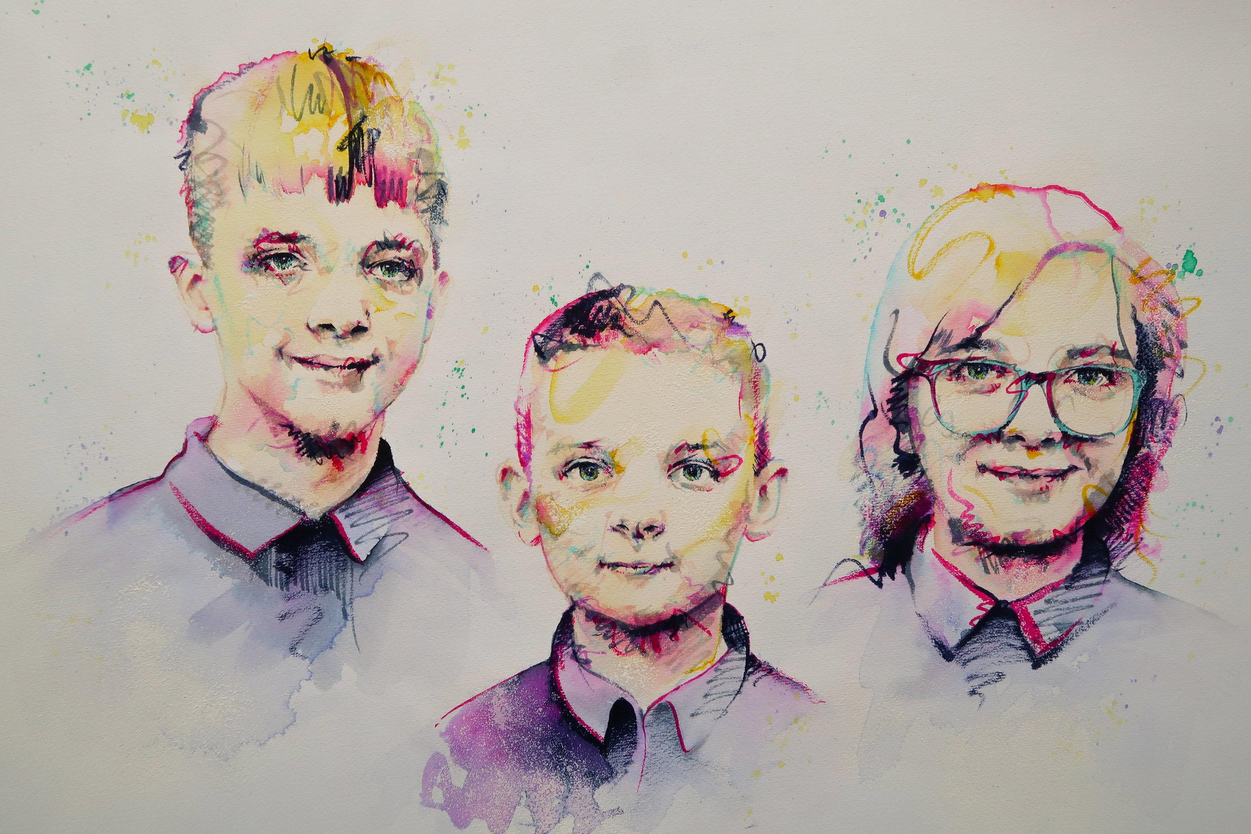 Trio (sold)