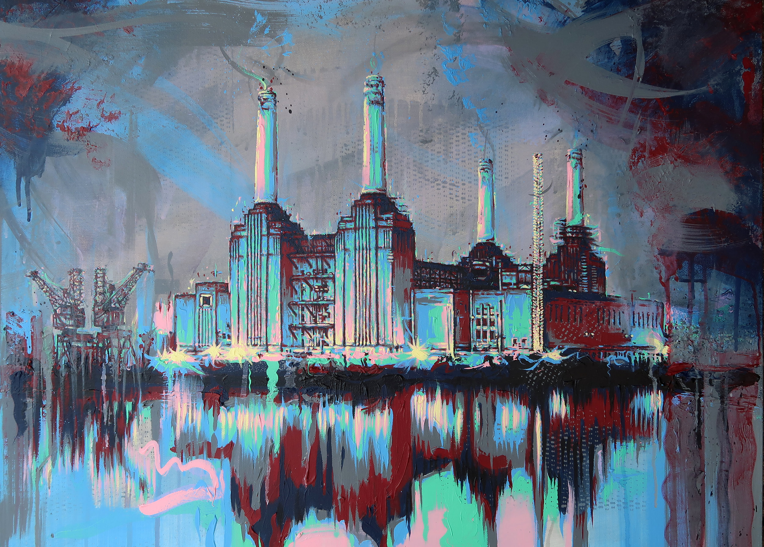 Battersea Power Station (sold)