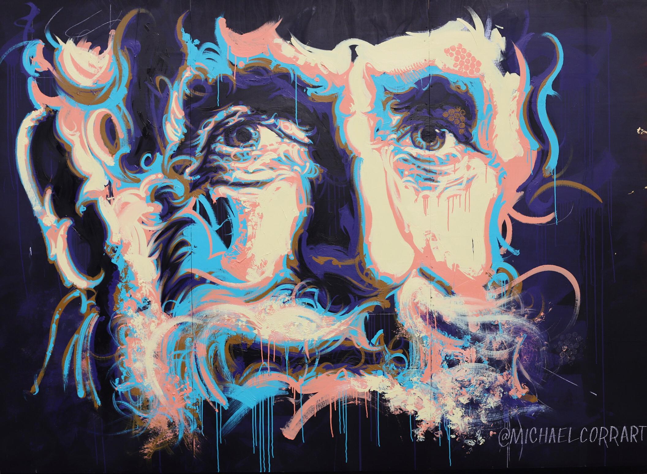 John Byrne Mural