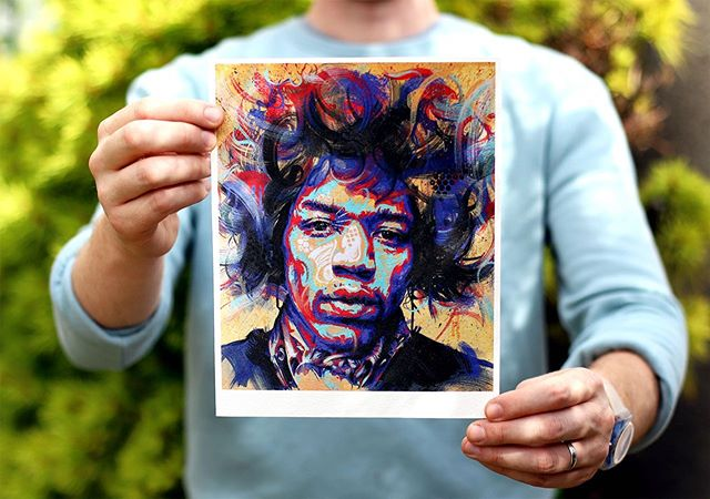 New prints of Jimi Hendrix just arrived! Available on my online store -  https://michael-corr-artist.myshopify.com/collections/frontpage/products/jimi-hendrix-giclee-print  #hendrix #jimihendrix #jimihendrixart #MusicArt #woodstock #rock #psychedelic #blues #r&b #giclee #gicleeprint #print #artprints #Artwork #Art #Artist #MichaelCorrArtist #ContemporaryPainting #ContemporaryArtists #InstaArt #InstaArtist #ArtistsOnInstagram #Painter #Painting #AcrylicPainting #Acrylics #PortraitArt #Fineart #Originalart #Originalartwork
