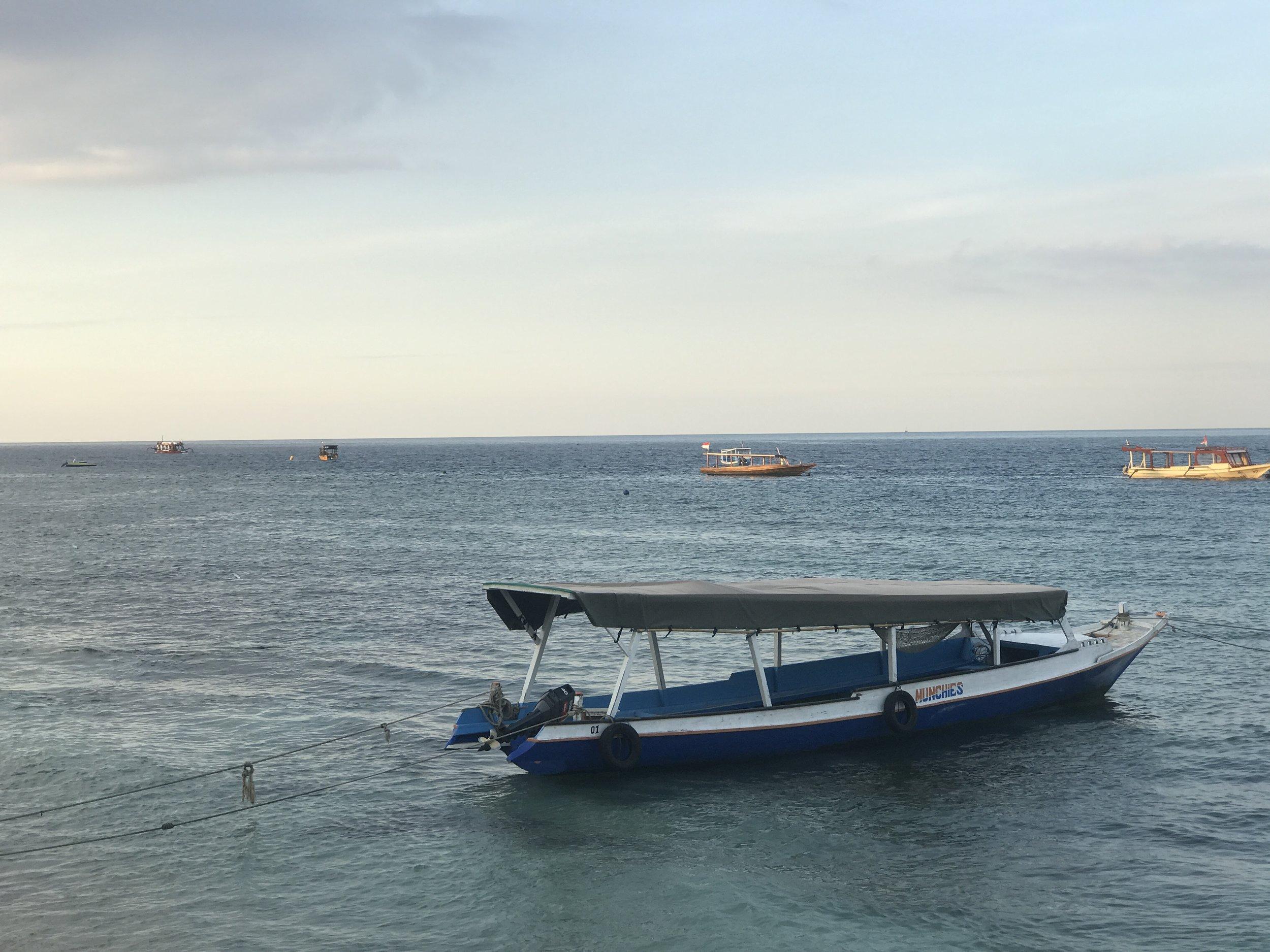 Another Amazing Island Sunset