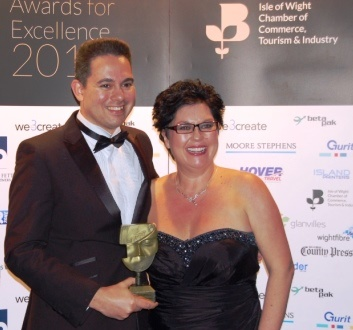 Writing that helps to make my clients award winners