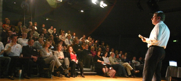 CPD Speaker Dale at Quay Arts 622x276.JPG