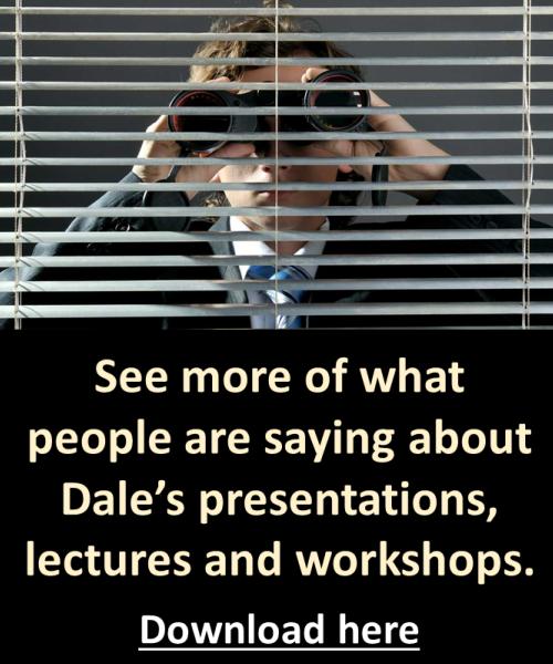 Dale Howarth Testimonials