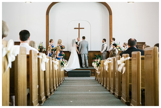 North Shore Chattanooga Wedding