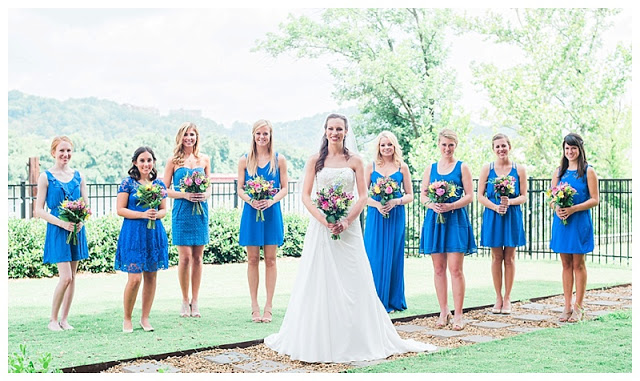 SpringHill Suites Marriott, Chattanooga TN, July 2015 Wedding
