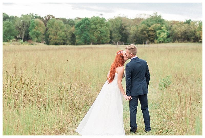 Rustic TN Wedding