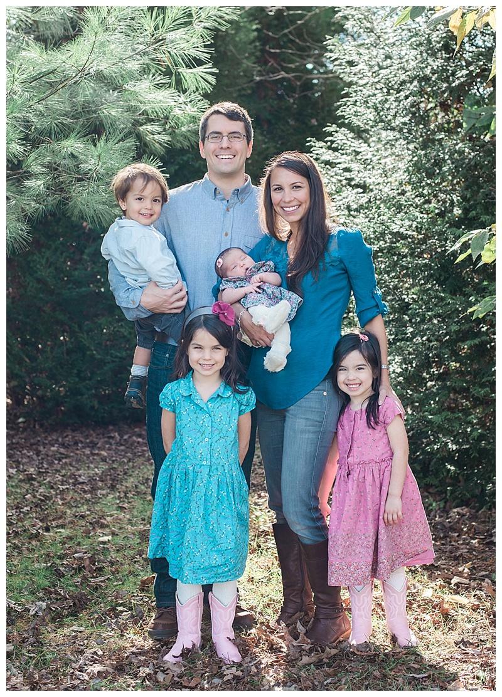 Hamilton Family Picture