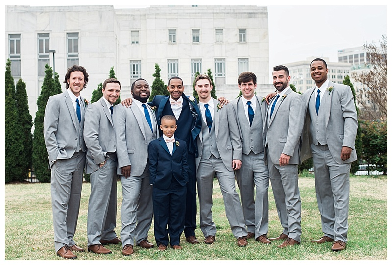 Groomsmen Formal