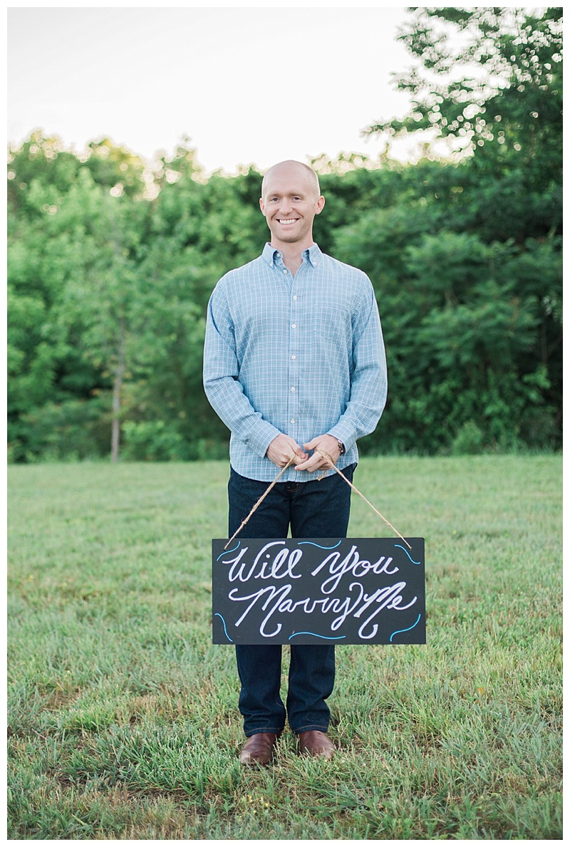 will you marry me calligraphy sign
