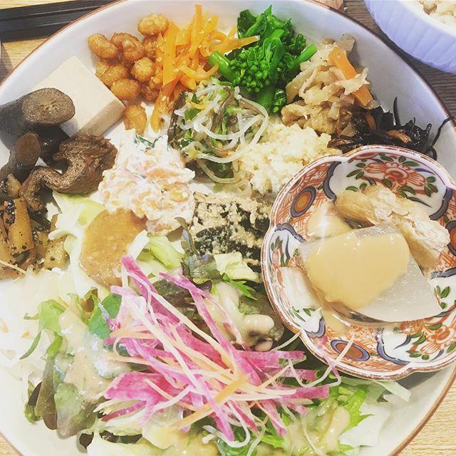 Veggie goodness Japanese style 👌🏻