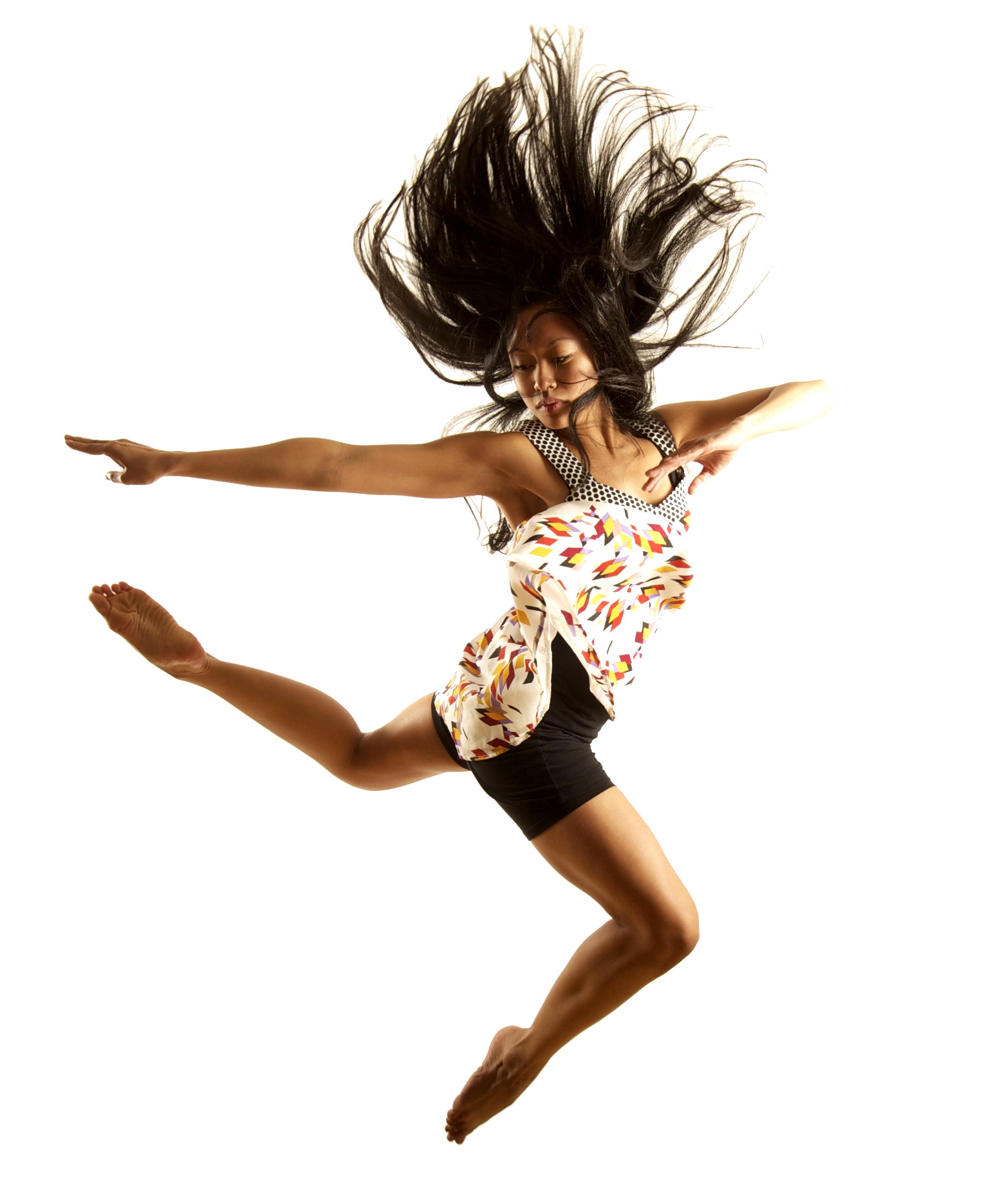 Image: Ashley de Prazer STEPS Youth Dance Company
