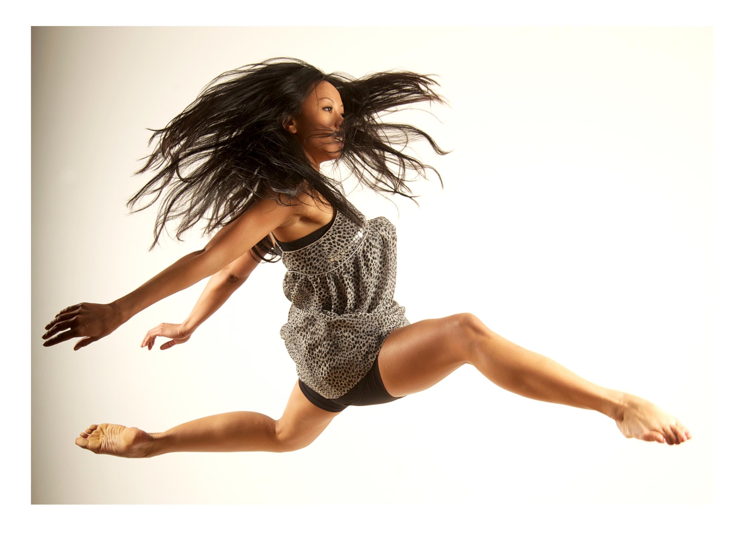 Photo: Ashley de Prazer for STEPS Youth Dance Company