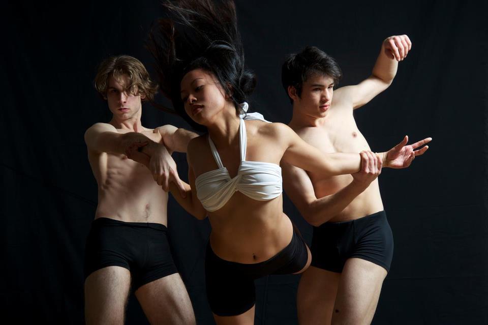 Image: Ashley de Prazer MoveMe with Cass Mortimer Eipper and Harrison Elliot