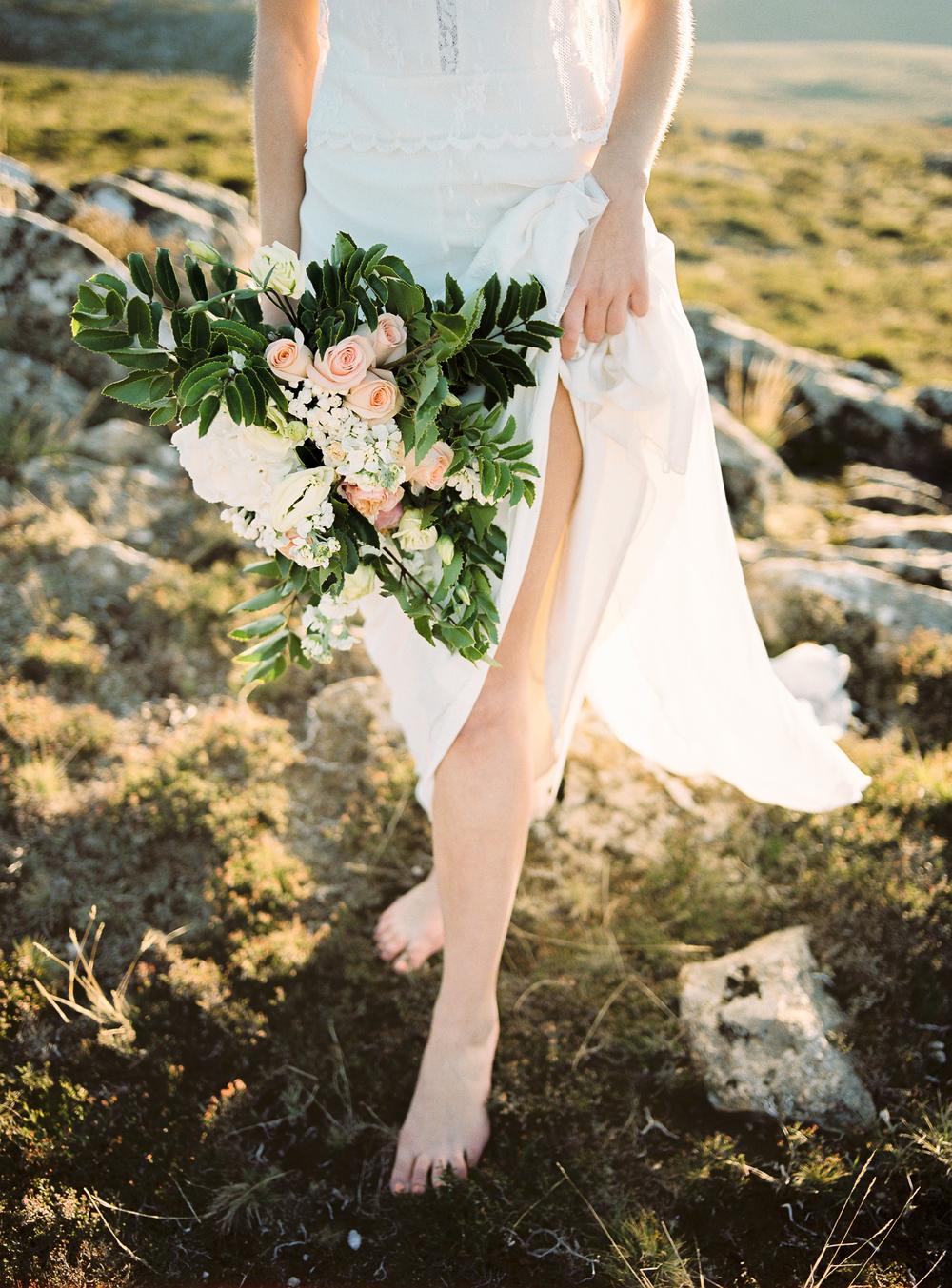 Barefoot Boho Bride - Rembo Styling - ©Celine Chhuon
