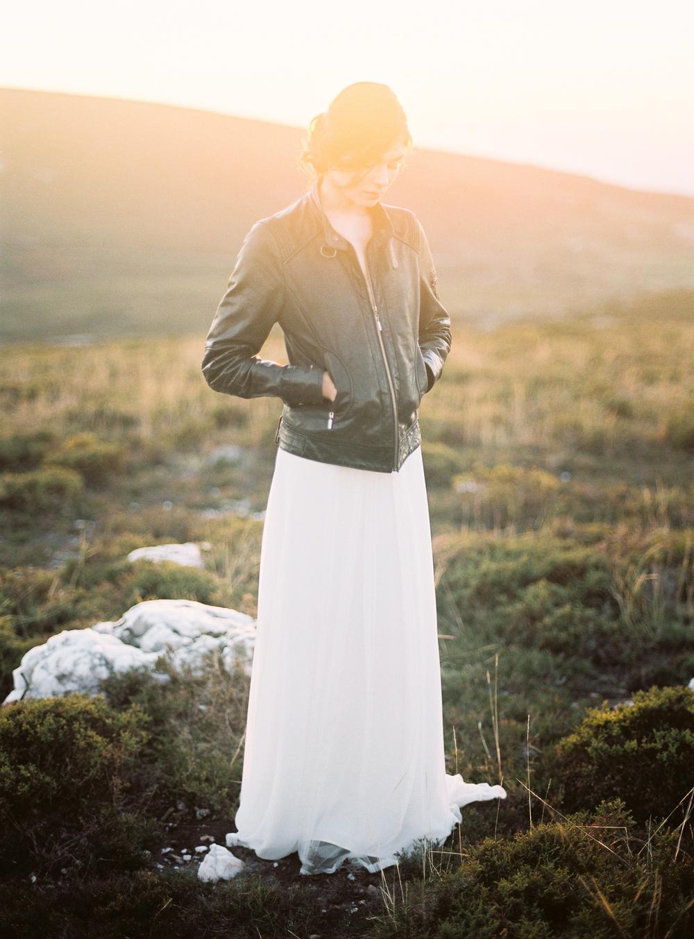 Rock n roll bride - Rembo Styling - ©Celine Chhuon