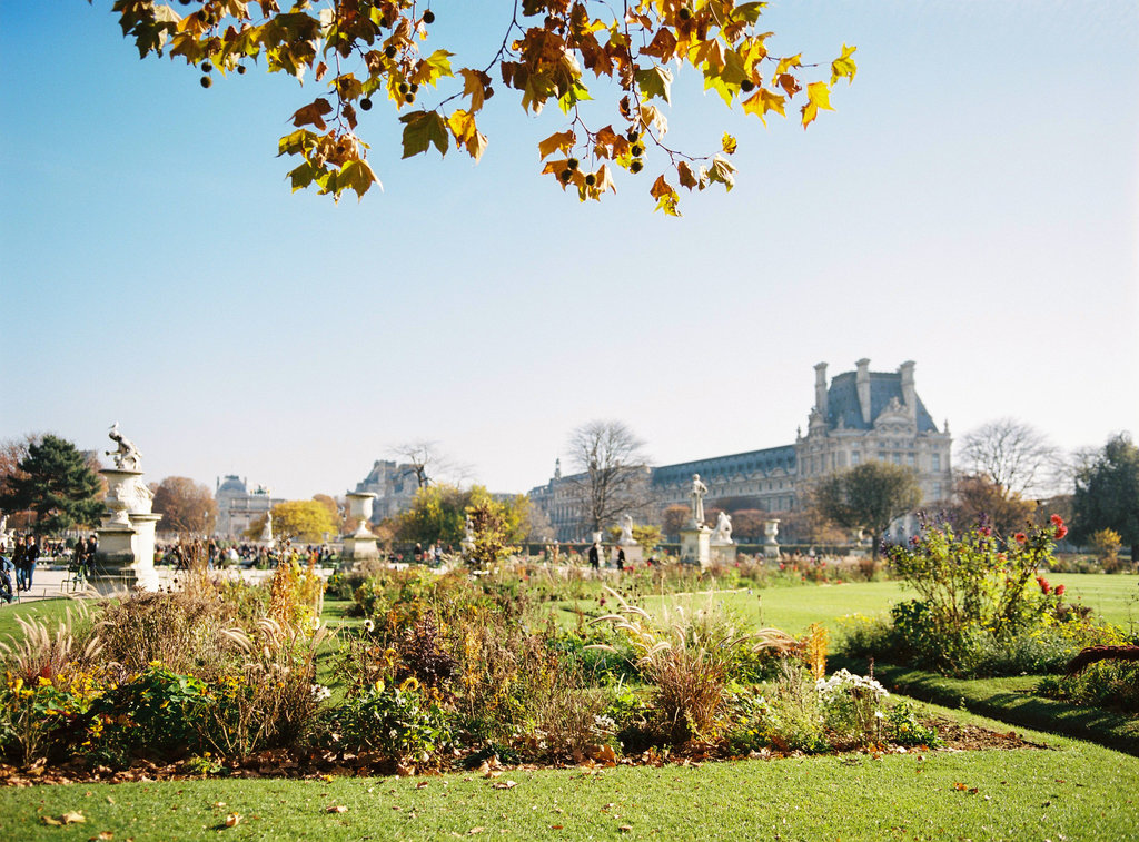 Paris Tuileries Garden