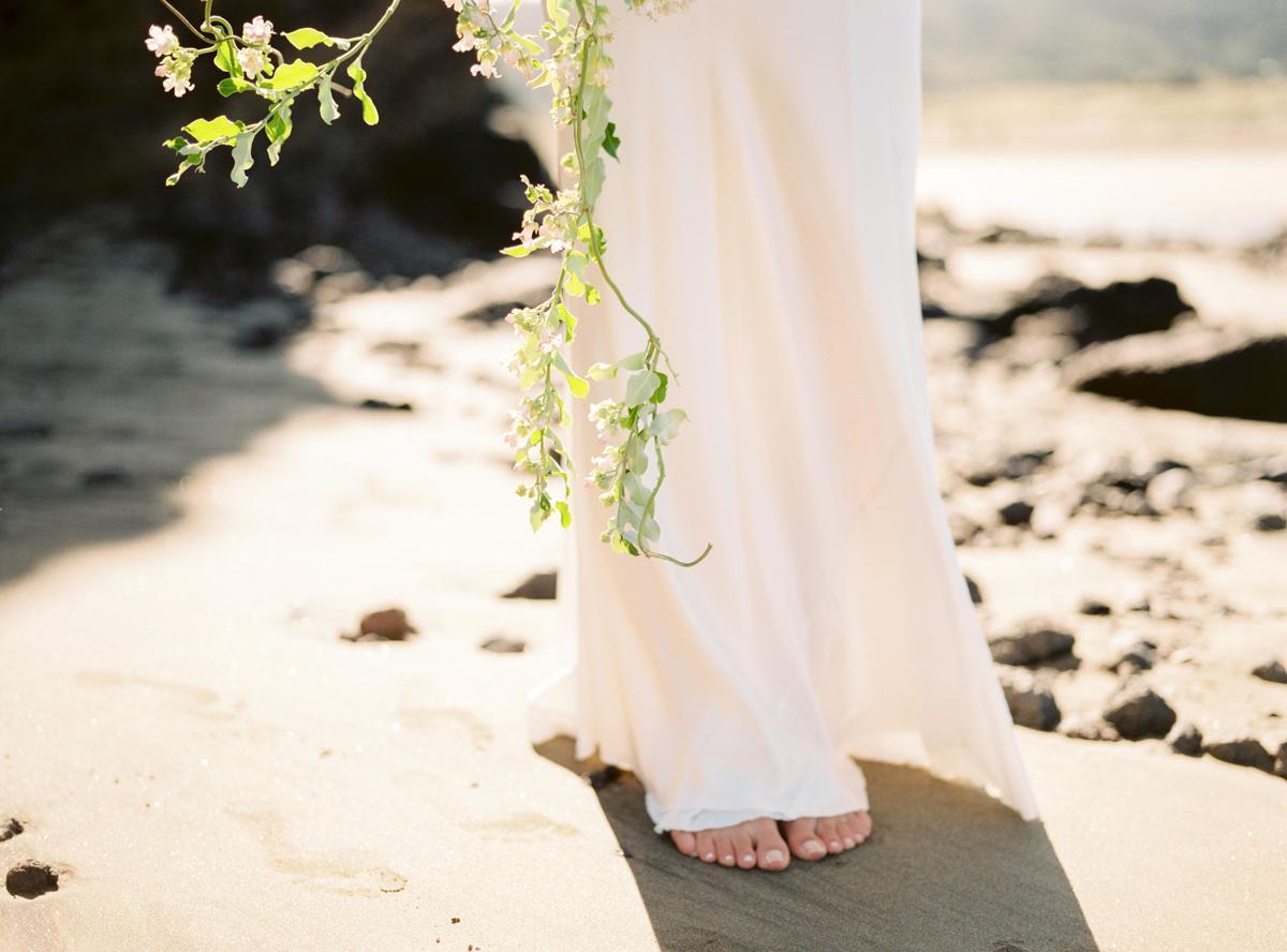 Wedding bouquet in New Zealand