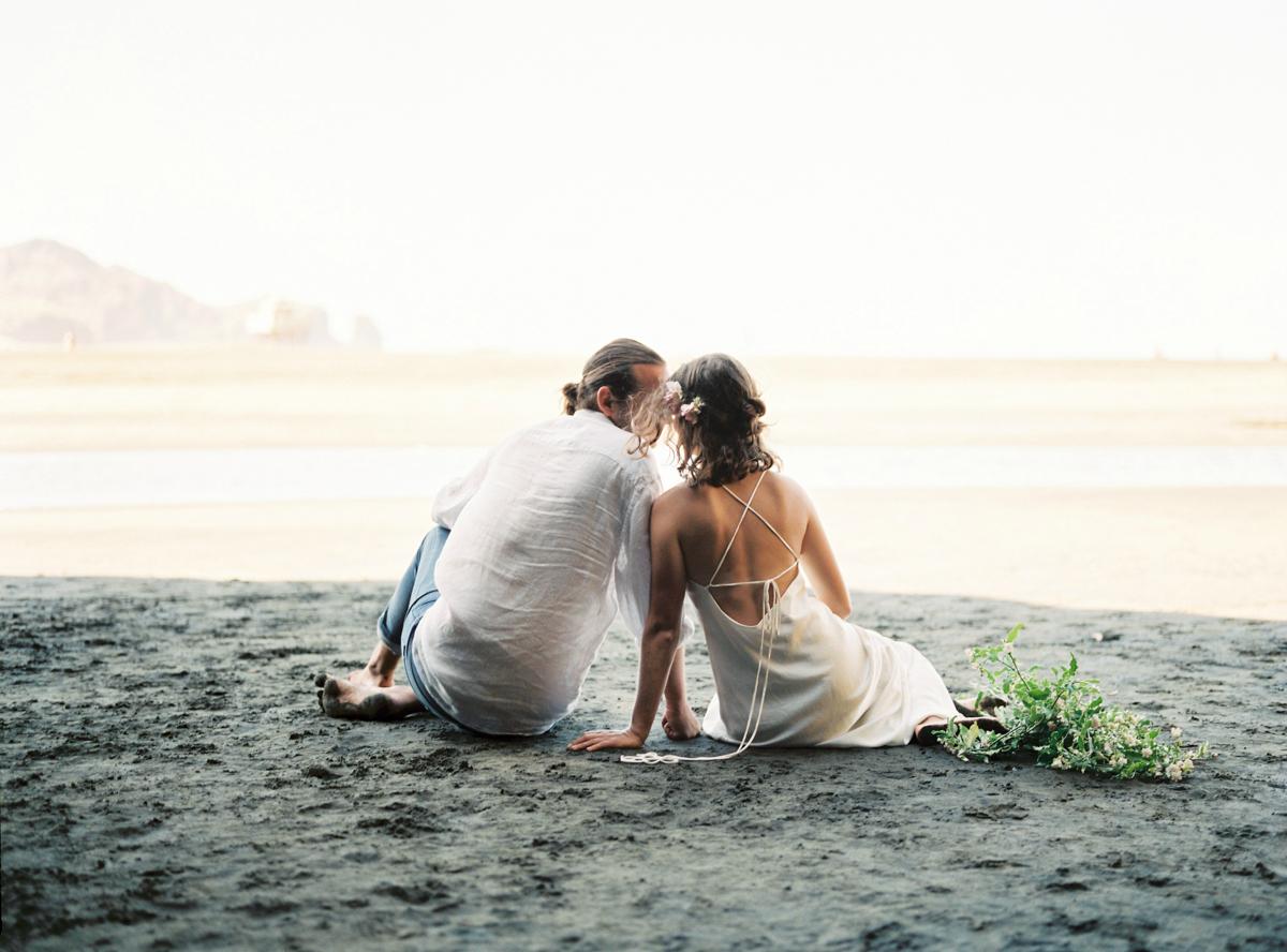 Destination elopement in New Zealand