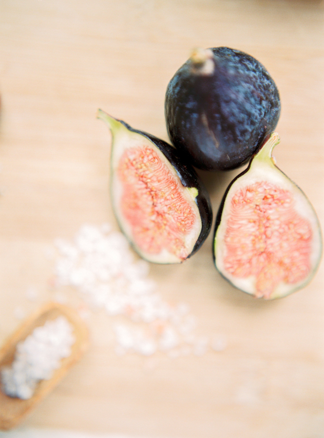Photo culinaire figues