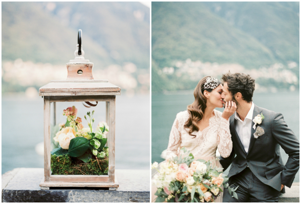 Villa Teodolina wedding in Lake como