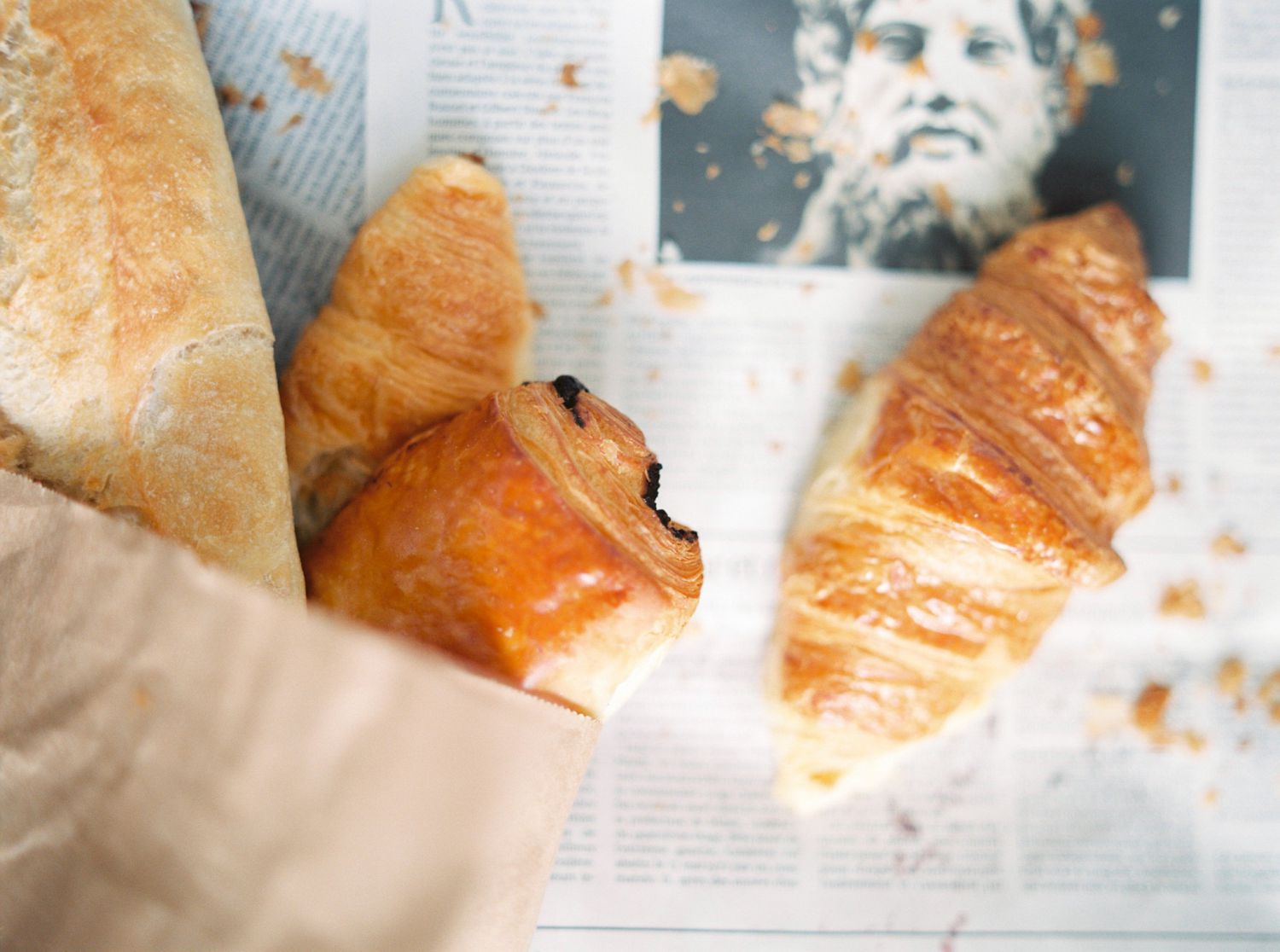 Paris best croissants