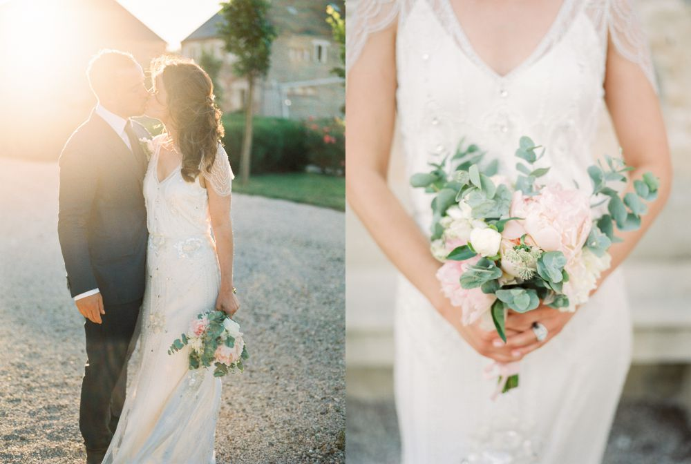 French Wedding at Chateau de Varennes by Celine Chhuon Photography