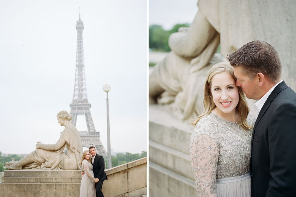 Family session in Paris