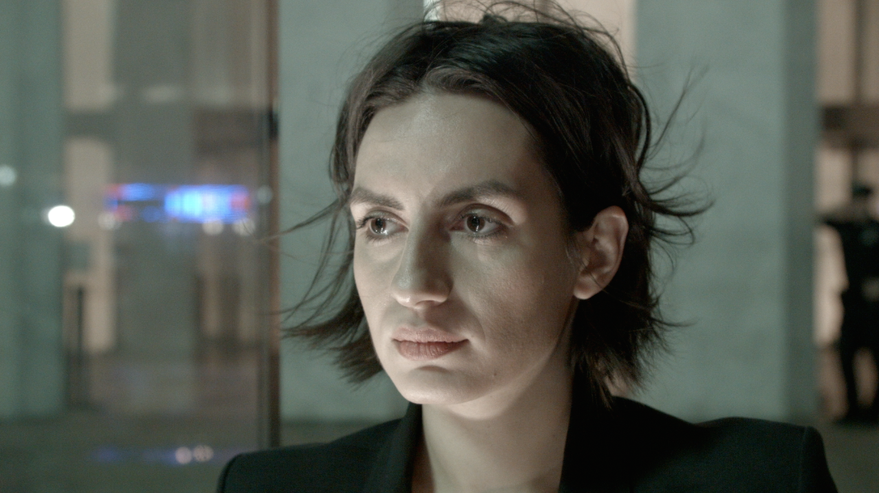 Still aus: Maja Cule,  Facing the Same Direction,  2014. HD-Video, 11 min. Courtesy: die Künstlerin.