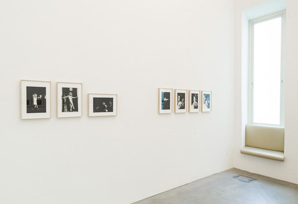 Exhibition View, Feckless and Hotheaded, curated by Æsa Sigurjónsdóttir, 2016, Galerie Raum mit Licht © Christoph Fuchs