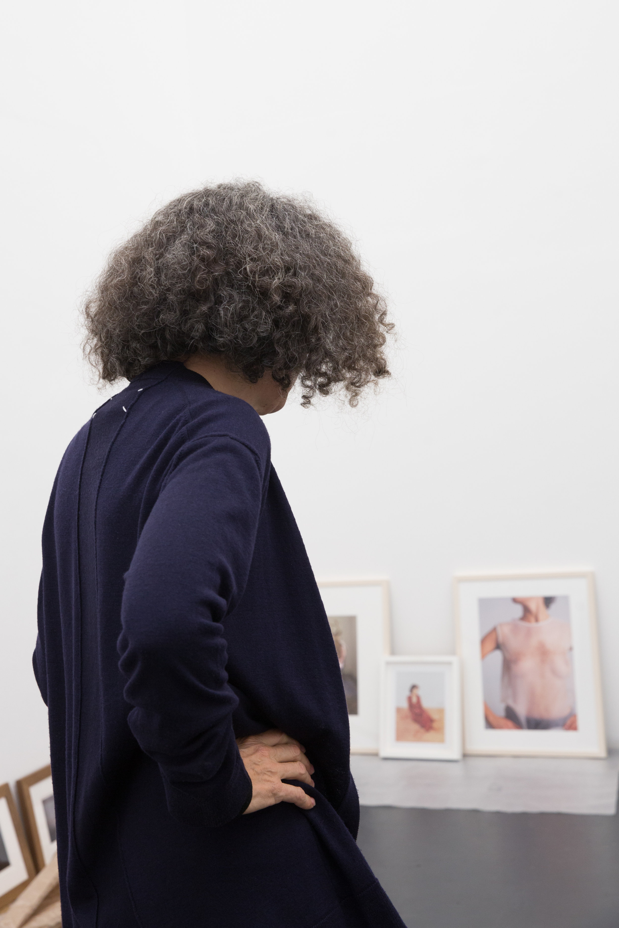 """Exhibition setup """"I´ve decided to be Happy because it´s good for one´s health"""" by Jana Sterbak, Galerie Steinek, 2016, Photo: eSeL.at"""
