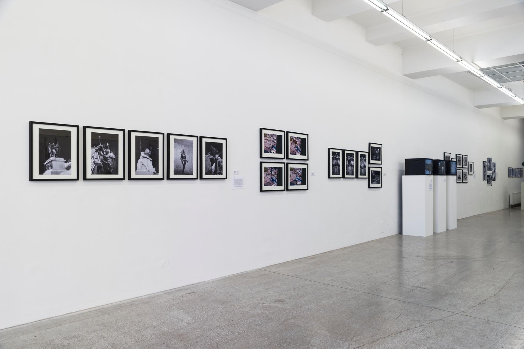 Exhibition View, Kerstin Engholm Galerie, curated by_Heike Munder, 2016, Photo: Kerstin Engholm Galerie