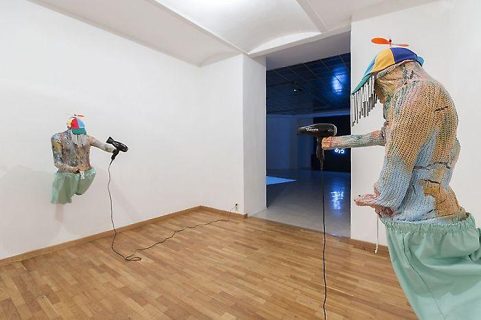 Exhibition View, Georg Kargl Fine Arts, 2016, Photo: Georg Kargl Fine Arts