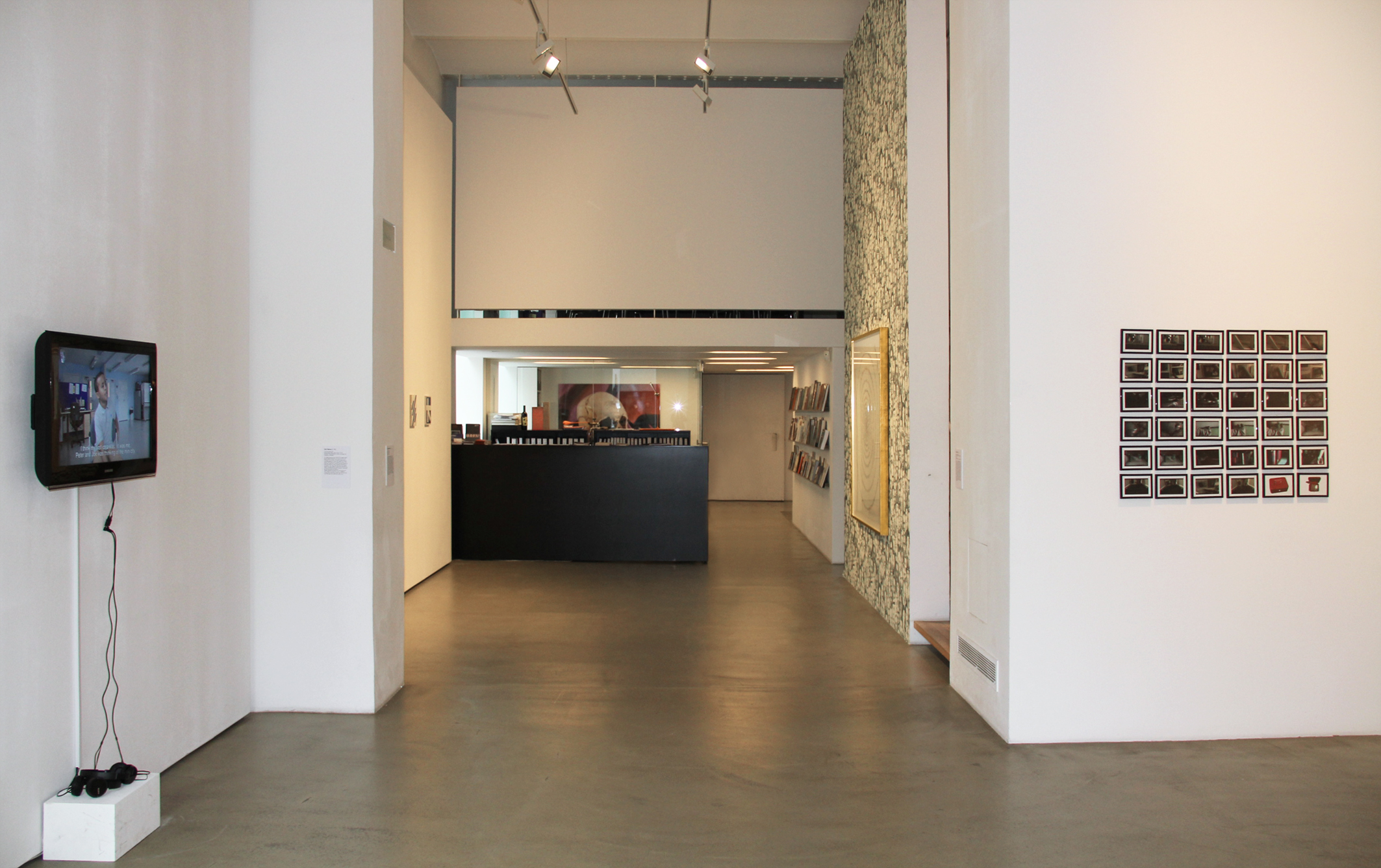 Exhibition View, Mario Mauroner Contemporary Art, curated by_Katharina Gregos, 2015, Courtesy: Mario Mauroner Contemporary Art