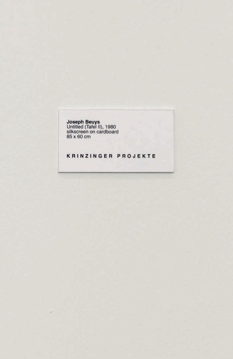 Exhibition View, Verkauf in Nebenräumen, curated by_Harald Falckenberg, 2015, Galerie Krinzinger, Courtesy: Galerie Krinzinger