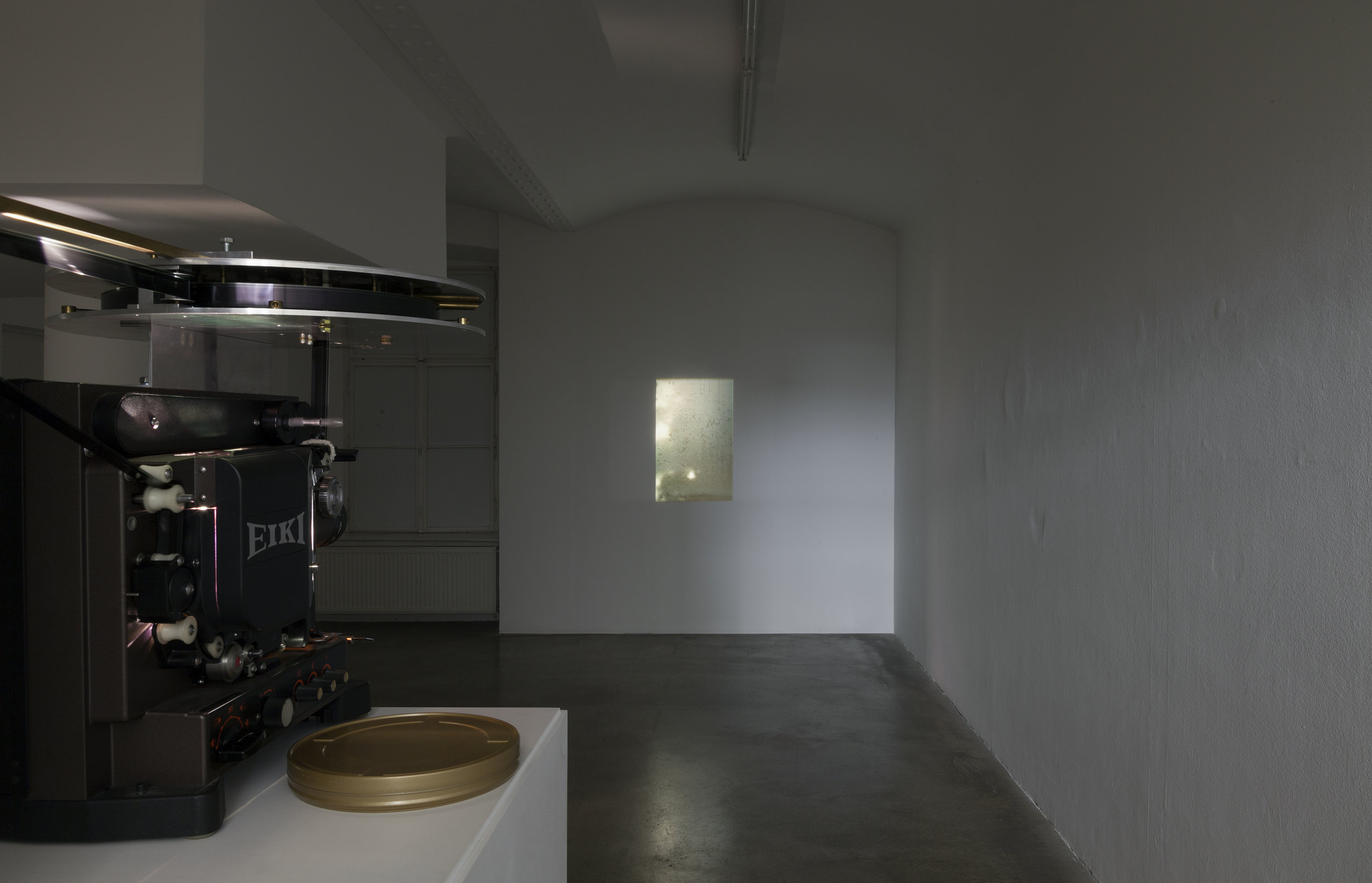Exhibition View, Galerie Martin Janda, A Mouse Drowned in a Honey Pot curated by_Magalí Arriola, Photo: Markus Wirgitter, Vienna, 2014