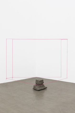International Company of Wagons Lit etc. etc. curated by_Liam Gillick & Rachel Harrison, Exhibition View, Photo: Galerie Meyer Kainer, Vienna, 2014