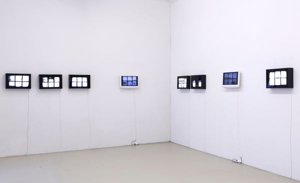 CCC#3: Insignificant Alterations curated by_Olga Sviblova, Exhibition View, Krinzinger Projekte, 2014, Photo: Krinzinger Projekte