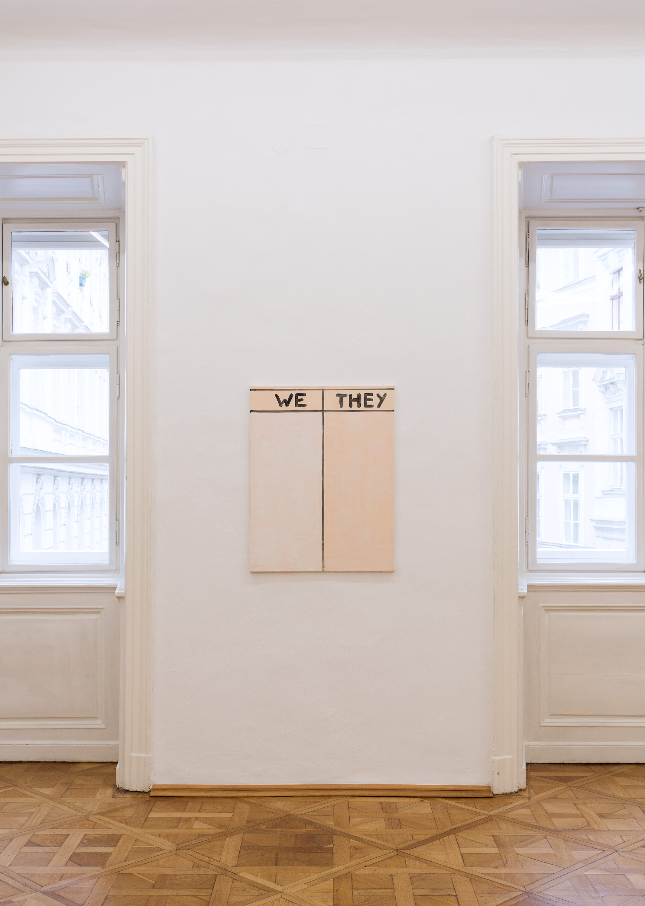 Exhibition View, Galerie nächst St. Stephan, curated by_Miguel Wandschneider, 2013, Photo: Galerie nächst St. Stephan