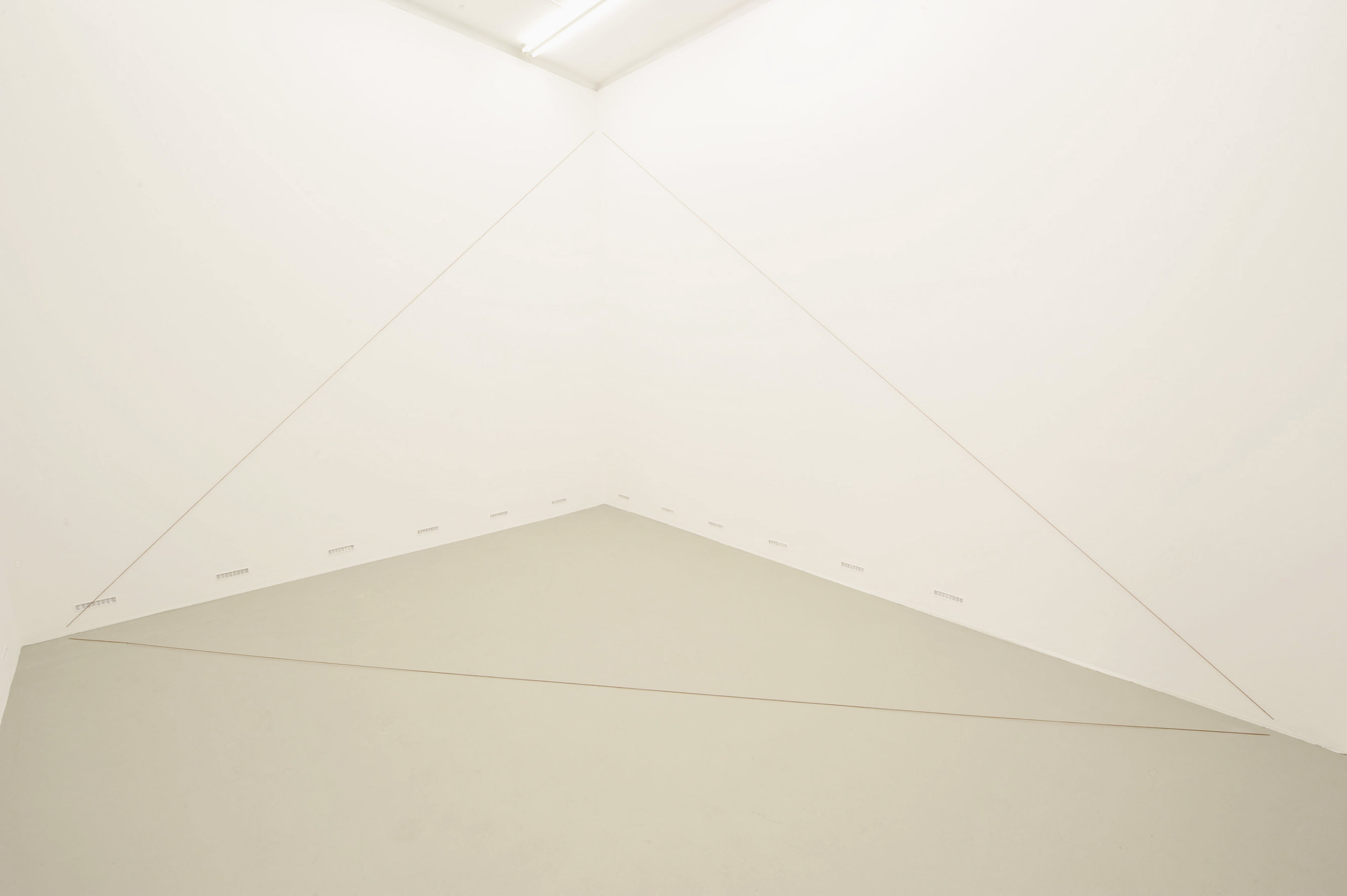 Exhibition View, Galerie Hubert Winter, curated by_Yve-Alain Bois, 2013, Photo: Galerie Hubert Winter