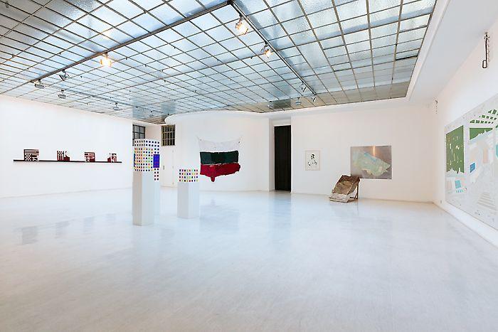 Exhibition View, Georg Kargl Fine Arts, Von Zeichen und Körpern, curated by_Thomas Locher, 2012, Photo: Georg Kargl Fine Arts