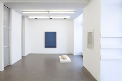Exhibition View, Constructions and stories, curated by_Marie Klimesová, 2011, Galerie Krobath, Photo: Tina Herzl