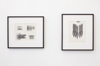Exhibition View, Constructions and stories, curated by_Marie Klimešová, 2011, Galerie Krobath, Photo: Tina Herzl